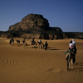 Sahara expeditions